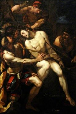 The Mocking of Christ | Giulio Cesare Procaccini | Oil Painting