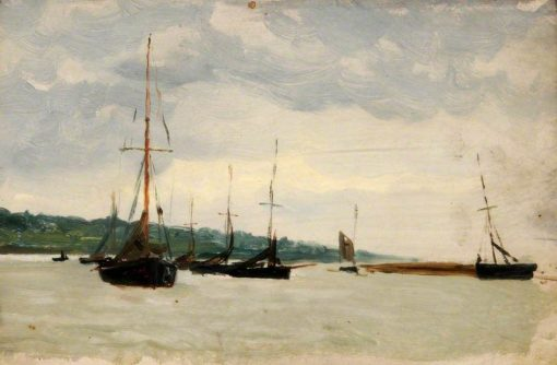 Sea Piece | Henry Moore | Oil Painting