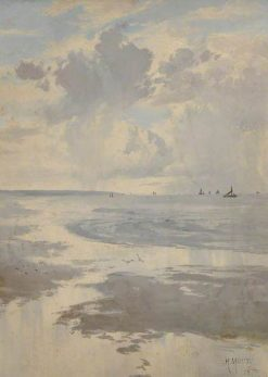 Sea Shore | Henry Moore | Oil Painting