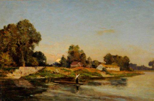 Moonrise | Herbert Hughes Stanton | Oil Painting