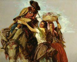 Vintage of Seville | John Phillip | Oil Painting
