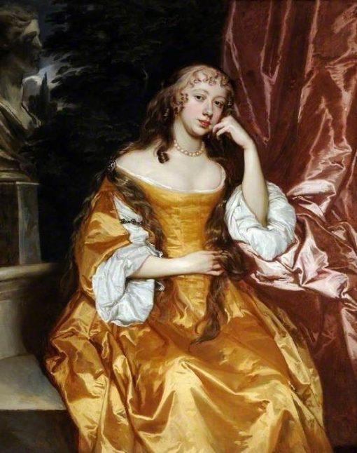 Margaret Brooke (c.1647-1667)