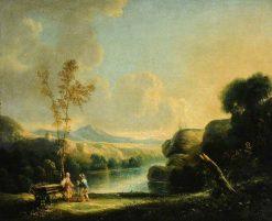 Landscape | Richard Wilson