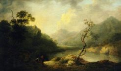 Lake Scene | Richard Wilson