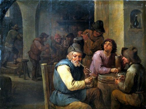Country Pub | David Teniers II | Oil Painting