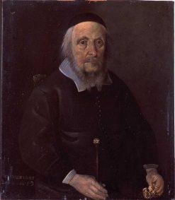 Portrait of Coebergher | David Teniers II | Oil Painting