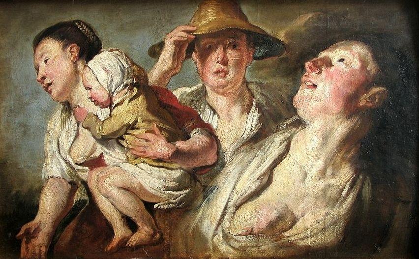 Summer | Jacob Jordaens | Oil Painting