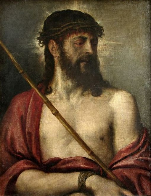 Ecce Homo | Titian | Oil Painting