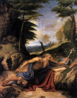 The Penitent Saint Jerome | Lorenzo Lotto | Oil Painting