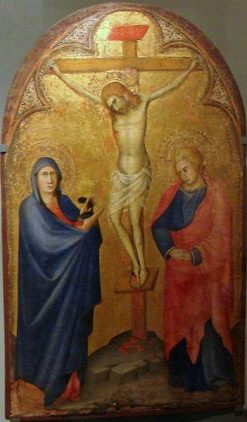 Crucifixion of Christ | Andrea di Bartolo | Oil Painting