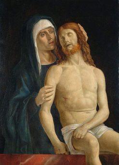 Imago Pietatis (Pieta) | Cima da Conegliano | Oil Painting