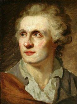 Portrait of a Man | Henri Pierre Danloux | Oil Painting