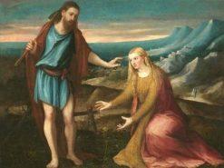 Noli me tengere | Bonifazio Veronese | Oil Painting