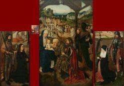 Adoration of the Kings | Geerten tot Sint Jans | Oil Painting