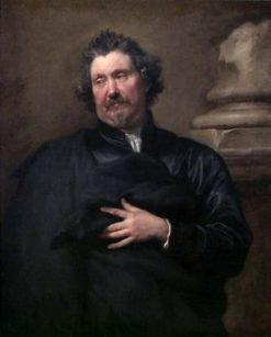 Portrait of the Engraver Karel van Mallery | Anthony van Dyck | Oil Painting