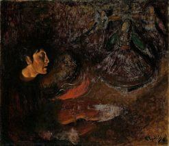 Play and Dance   Halfdan Egedius   Oil Painting