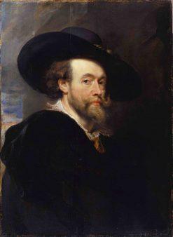 Self Portrait   Peter Paul Rubens   Oil Painting