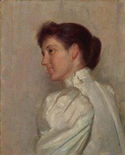 Mrs Leonard Dodds | Tom Roberts | Oil Painting