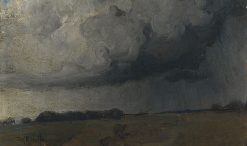 Storm Clouds | Tom Roberts | Oil Painting