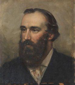 Posthumous Portrait of Richard Roberts