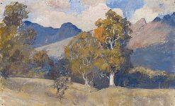 Under Ben Lomond | Tom Roberts | Oil Painting