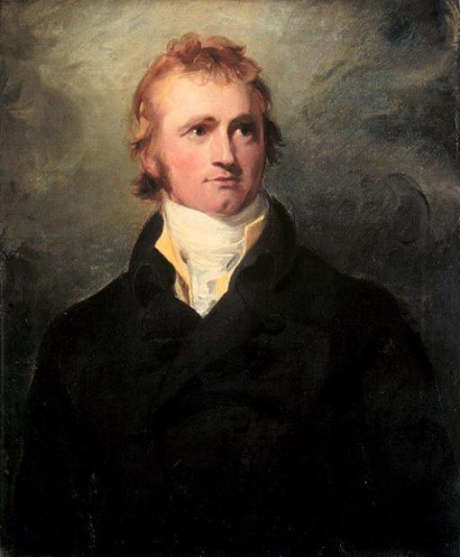 Sir Alexander Mackenzie | Thomas Lawrence | Oil Painting