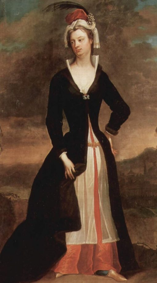 Lady Mary Wortley Montagu | Charles Jervas | Oil Painting