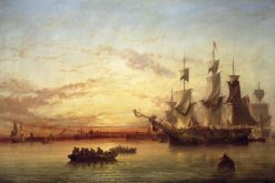 An Emigrant Ship