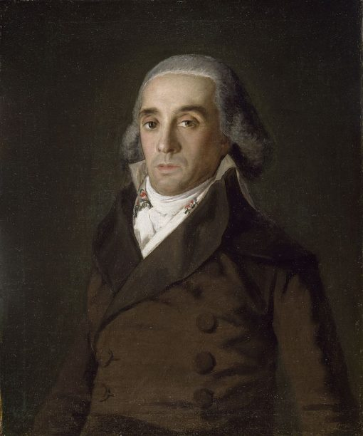 El Conde del Tajo | Francisco de Goya y Lucientes | Oil Painting