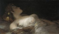 The Dream | Francisco de Goya y Lucientes | Oil Painting