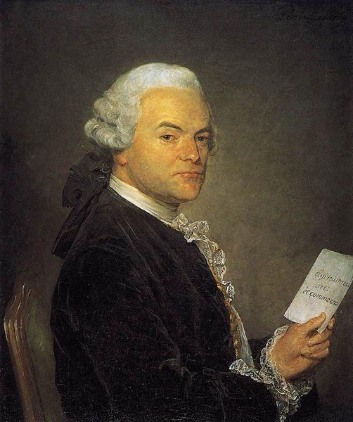 Portrait of a Man | Jean Baptiste Perronneau | Oil Painting