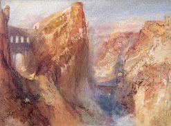 Le pont du chateau
