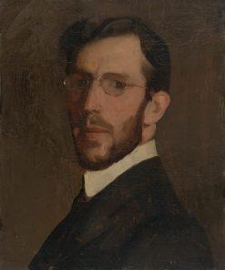 Self-Portrait   Hugh Ramsay   Oil Painting