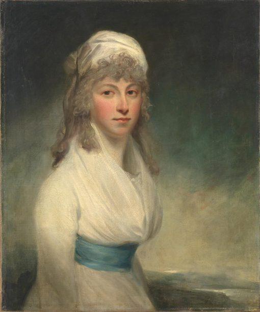 Portrait of a Lady | John Hoppner | Oil Painting