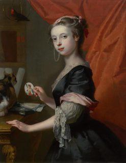 Susanna Highmore | Joseph Highmore | Oil Painting