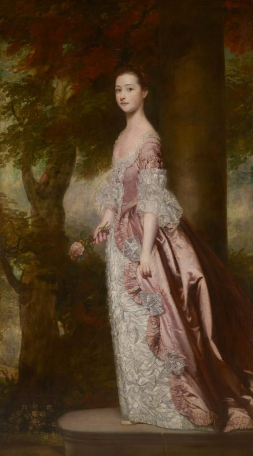 Miss Susanna Gale | Sir Joshua Reynolds | Oil Painting