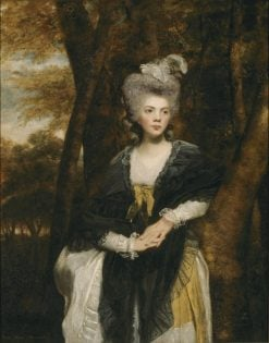 Lady Frances Finch | Sir Joshua Reynolds | Oil Painting