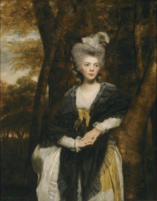 Lady Frances Finch | Sir Joshua Reynolds | Oil Painting