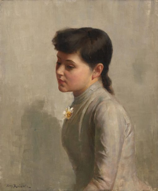 Mary | Tom Roberts | Oil Painting