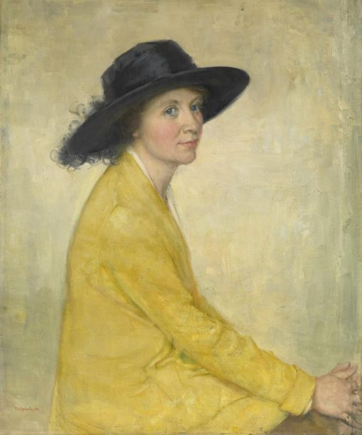 Mrs H. G. Potter | Tom Roberts | Oil Painting