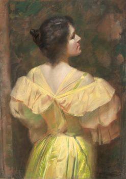 Nancy Elmhurst Goode | Tom Roberts | Oil Painting