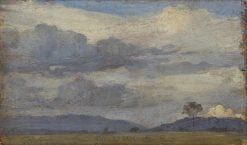 Cloud study | Tom Roberts | Oil Painting