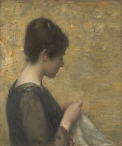 Penelope | Tom Roberts | Oil Painting