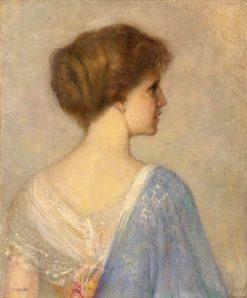 The Elusive Louisa | Tom Roberts | Oil Painting