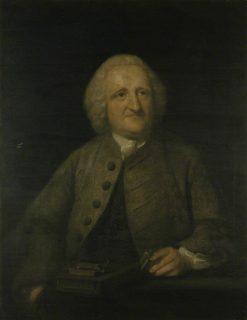 John Dollond | Benjamin Wilson | Oil Painting