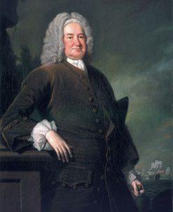 Admiral Sir John Norris | George Knapton | Oil Painting
