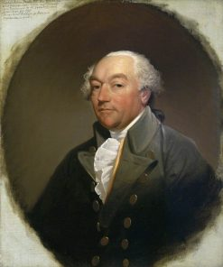 Captain William Locker (1731-1800) | Gilbert Stuart | Oil Painting