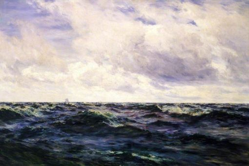 Hove-To for a Pilot | Henry Moore | Oil Painting