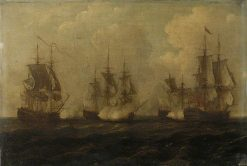 Action off Cape Francois