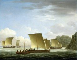 The Yawl of the 'Luxborough' Galley Found in Newfoundland